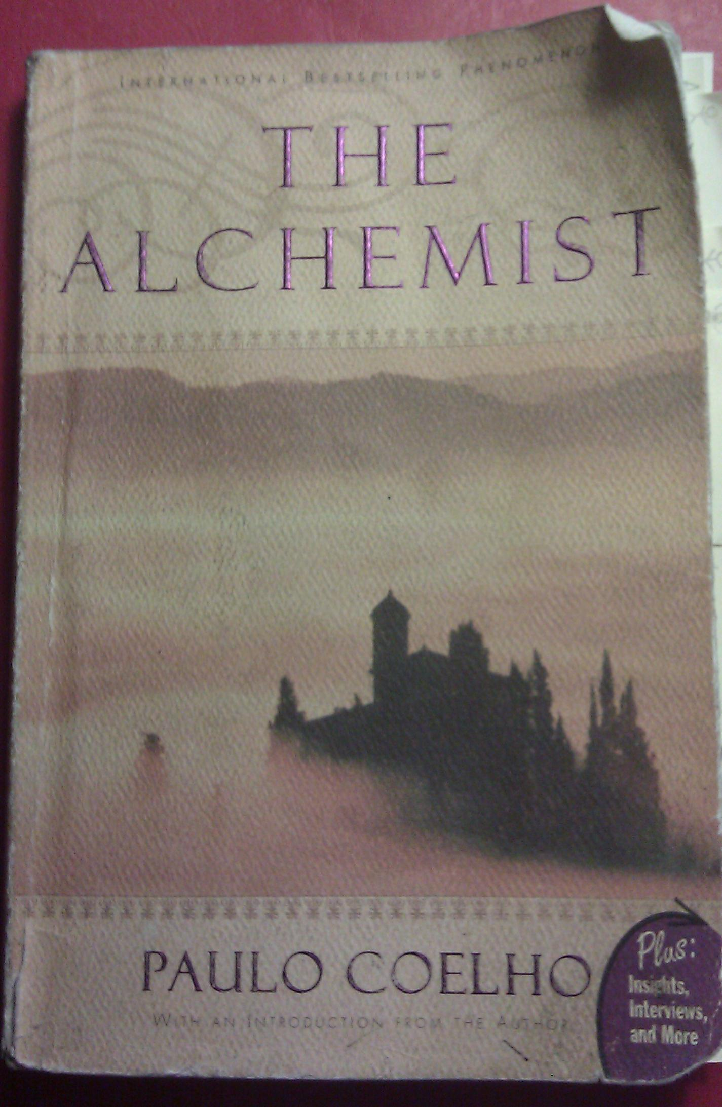 """the alchemist written by paulo coelho The alchemist study guide from litcharts  welcome to the litcharts study guide on paulo coelho's the alchemist  that the story was already """"written in."""