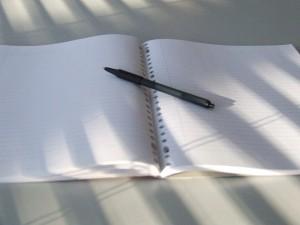 Writing Anywhere and Everywhere