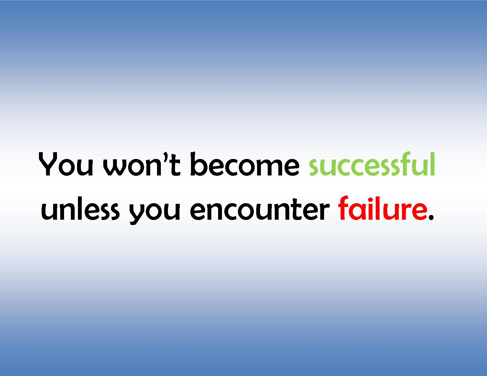 Quote About Success And Failure Herminia