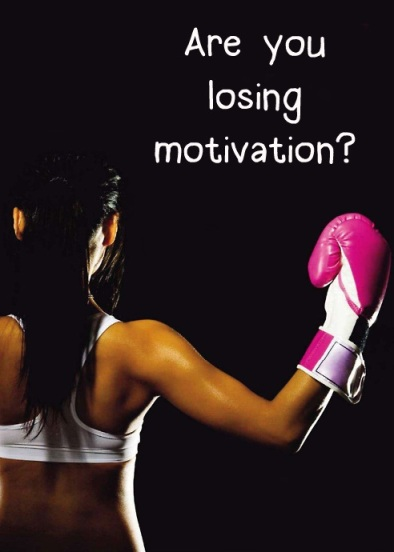 Are you losing motivation?
