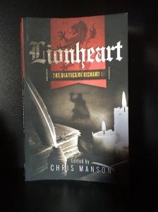 Lionheart Front Cover