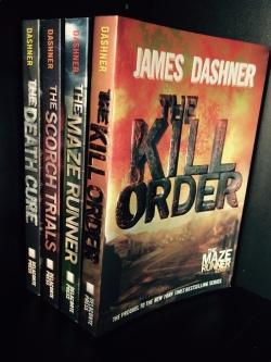 The Maze Runner (series)-James Dashner