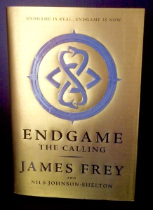 Endgame #1 (The Calling) by James Frey