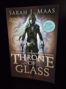 throne of glass aspiringwriter22
