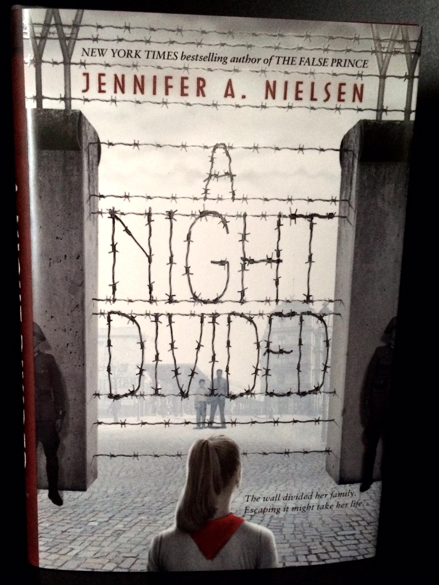 A Night Divided   aspiringwriter22
