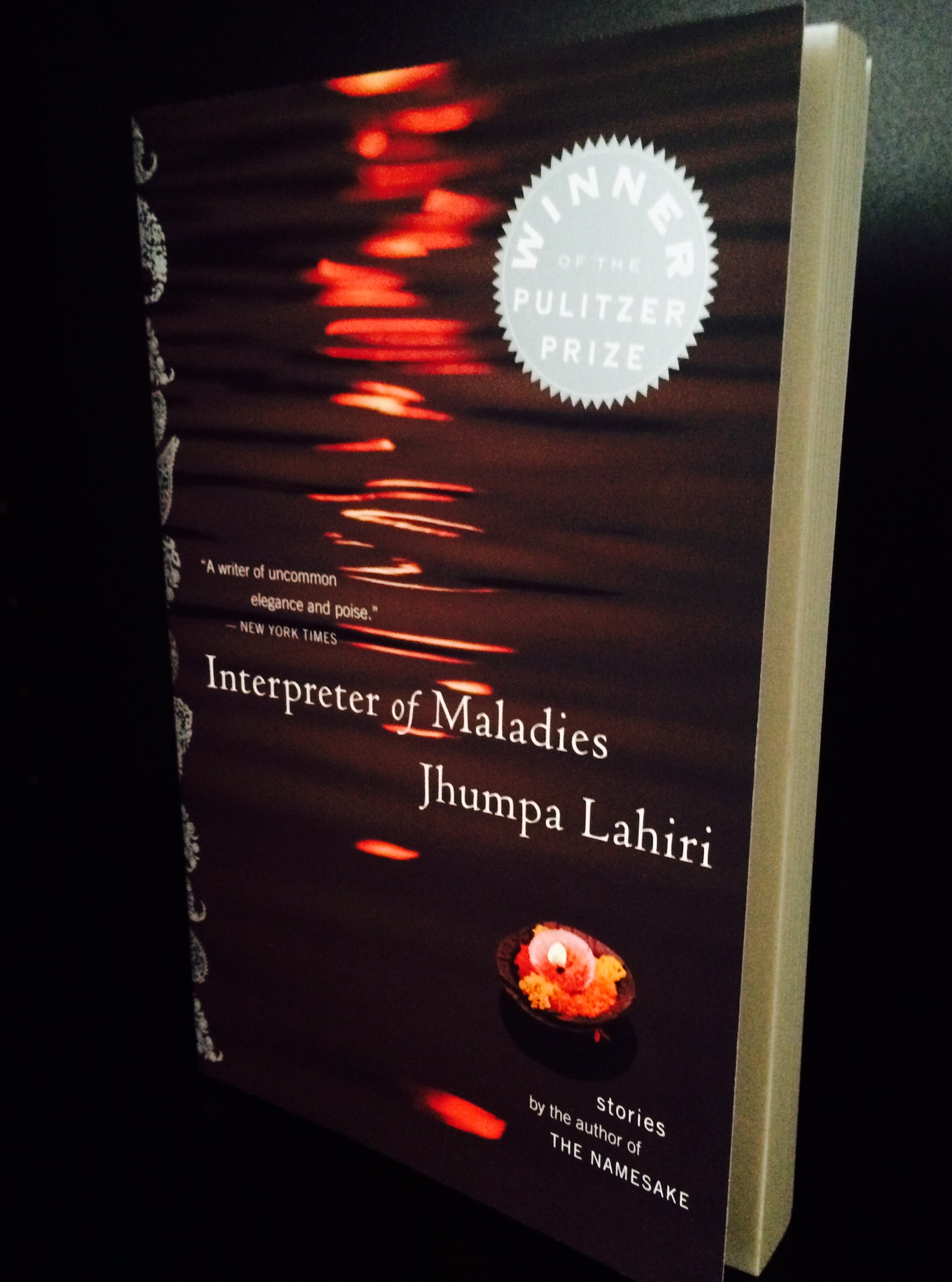 the interpreter of maladies Interpreter of maladies study guide contains a biography of jhumpa lahiri, literature essays, quiz questions, major themes, characters, and a full summary and analysis of each of the short stories.