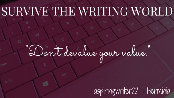 Surviving The Writing World