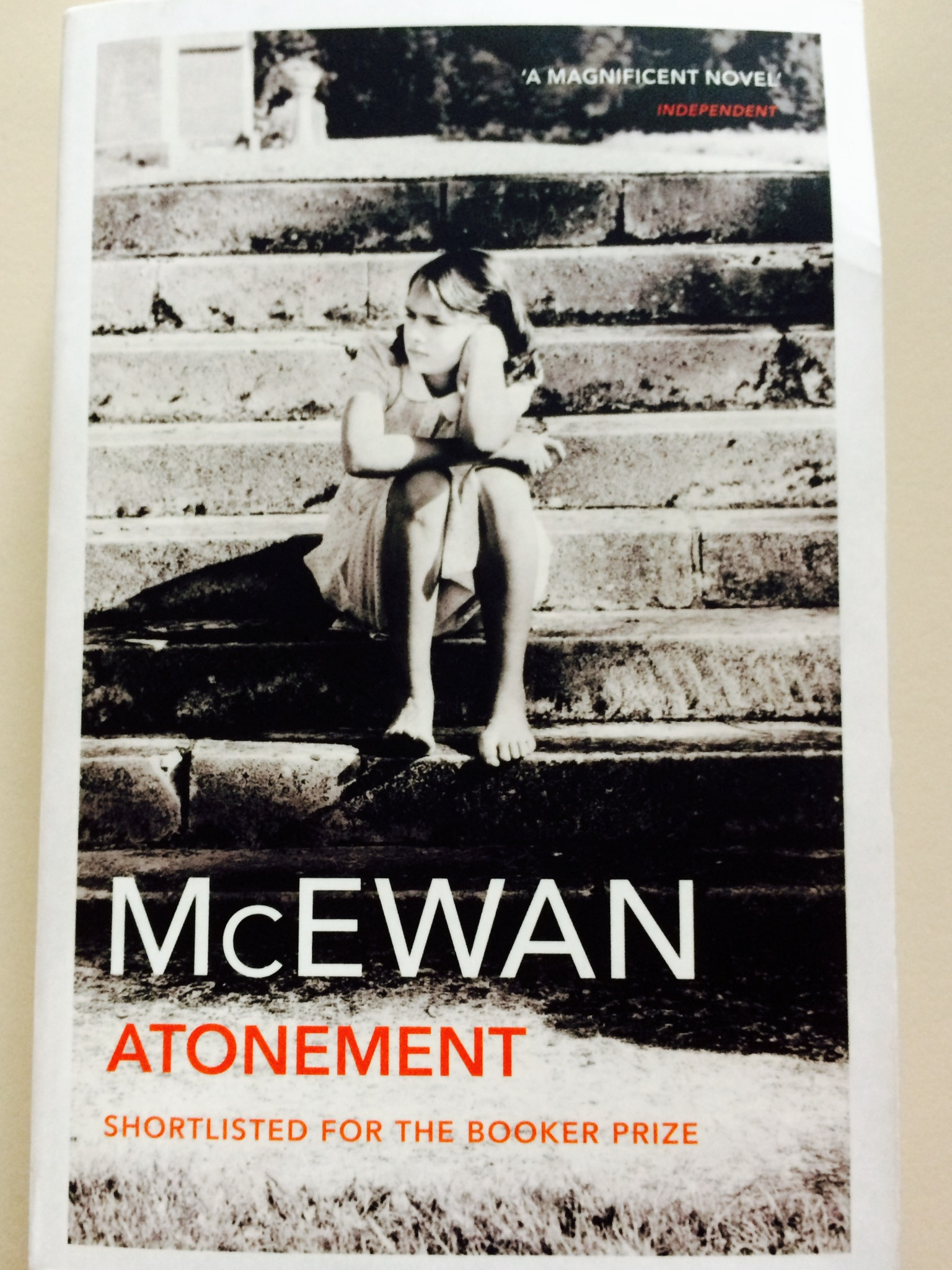 essays on atonement by ian mcewan The experimental techniques in ian mcewan's atonement jie han, pei wang foreign language department, baoding university, baoding, china showing the way of atonement mcewan employs the third-person narrative form to describe the story of atonement from the first part to the j han, p wang.