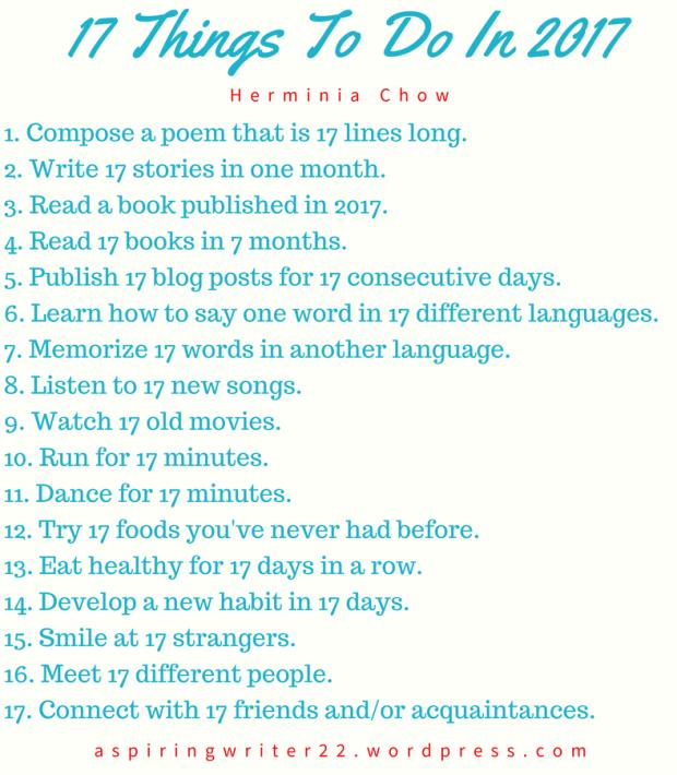 17-things-to-do-in-2017-aspiringwriter22