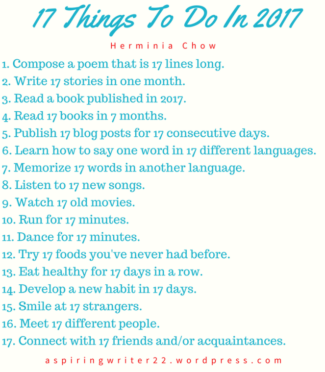 17-things-to-do-in-2017-aspiringwriter22