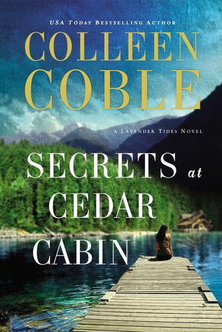 Secrets At Cedar Cabin - Colleen Coble