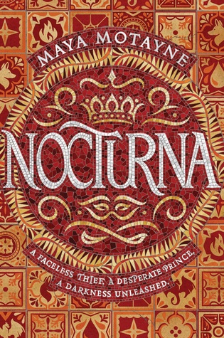Nocturna - Maya Montayne